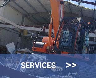 Lancashire Demolition Contractor