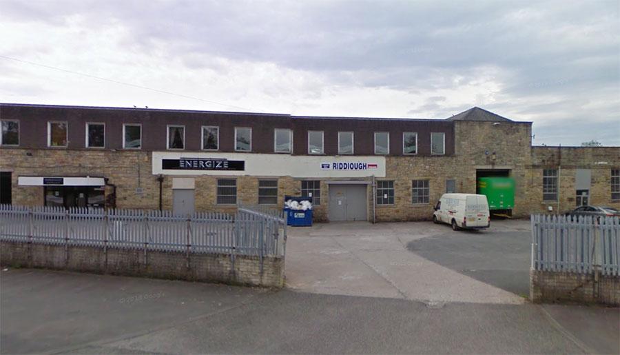 Lodge Mill Burnley