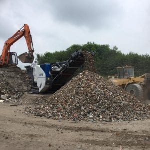 crusher hire