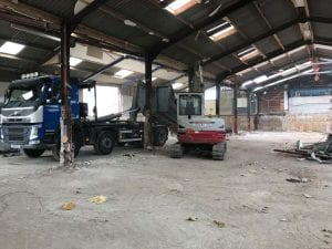 Demolition Services Yorkshire