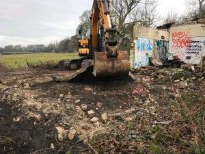 Demolition Services Liverpool