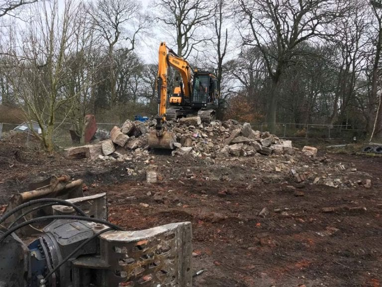 Demolition Contractors Lancashire