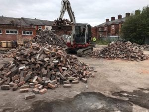 demolition contractors wigan