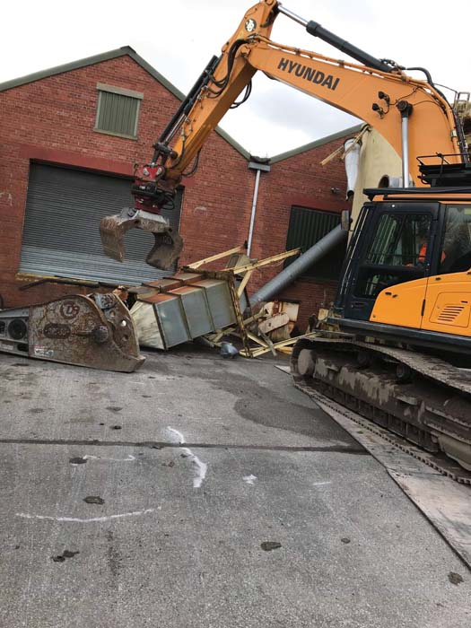 demolition contractors Blackburn