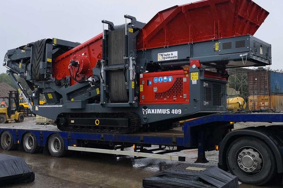demolition services & crusher hire