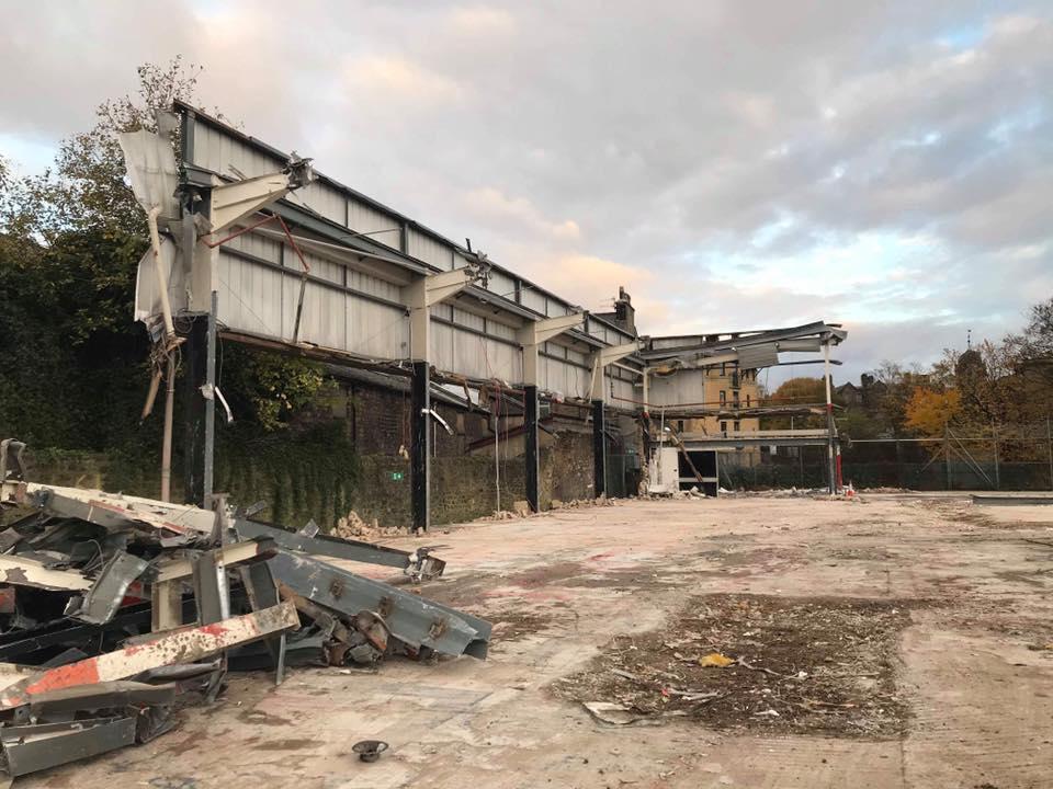 demolition services lancaster