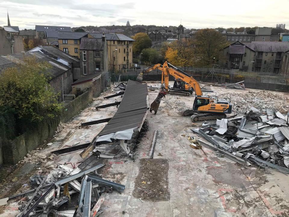 demolition lancaster