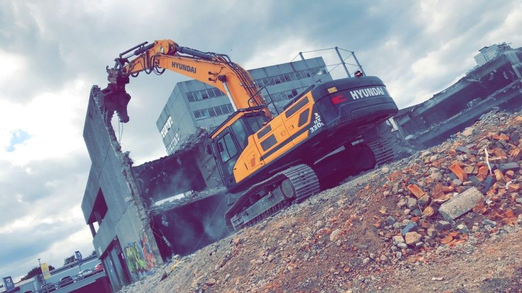 demolition contractors in Lancashire
