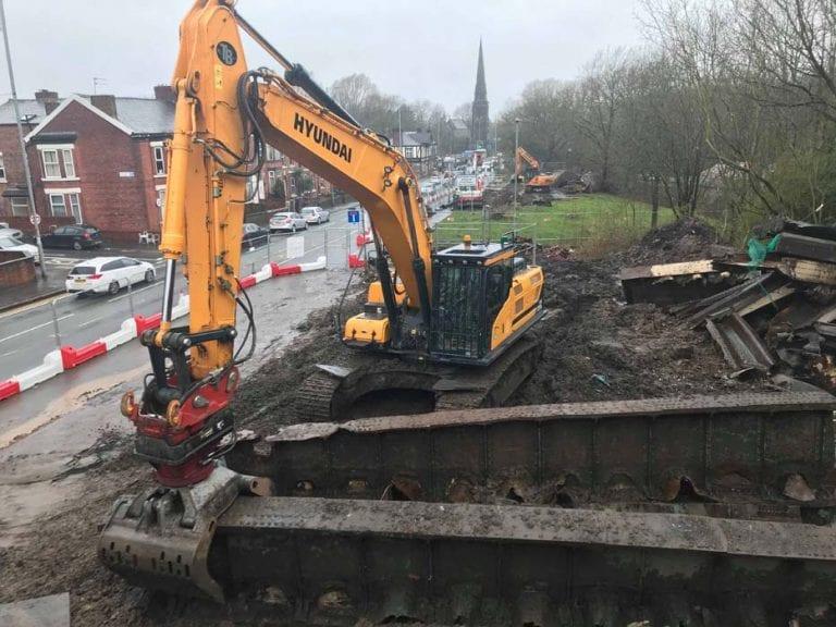 Demolition Manchester