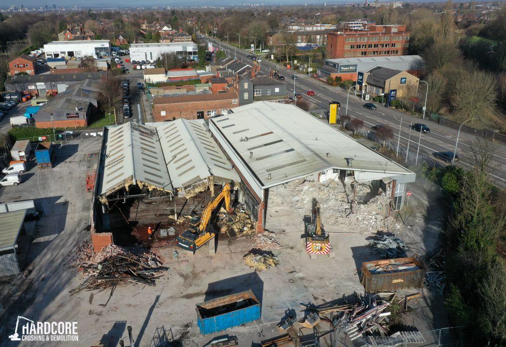 Lidl Demolition Project