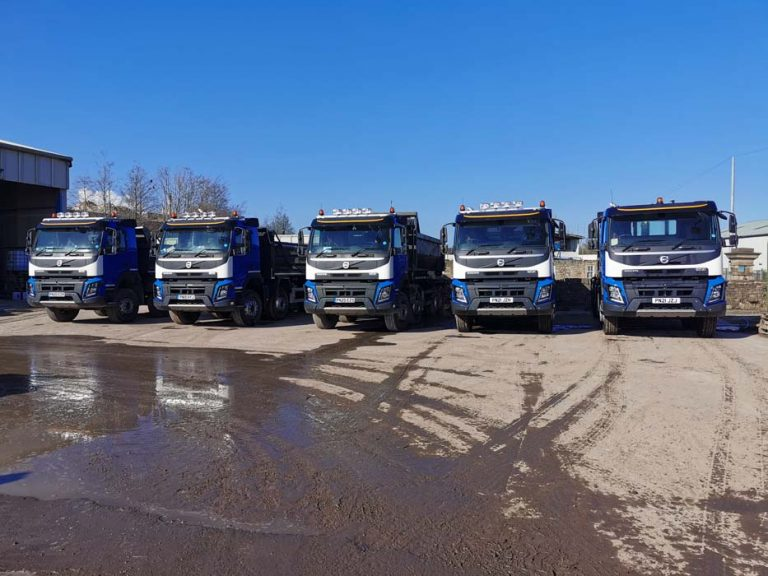 demolition fleet additions