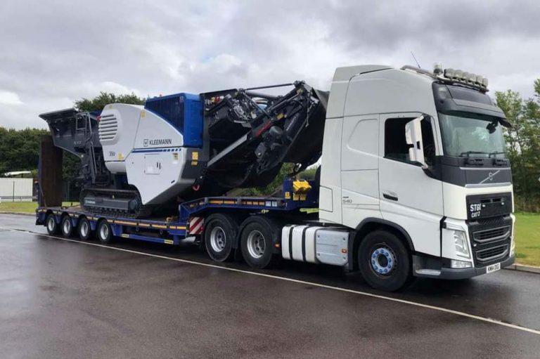demolition machinery fleet additions