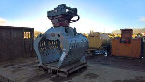 demolition machinery additions